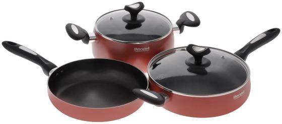 Набор посуды Rondell Koralle RDA-296 5 предметов набор посуды rondell rda 563