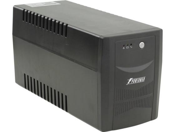 ИБП Powerman Back Pro 2000 Plus 2000VA 1360Вт ибп powerman back pro 600 plus 600va 390вт