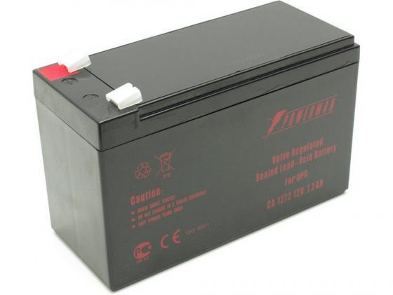 Батарея Powerman CA1272 PM/UPS 12V/7.2AH батарея powerman ca1272 12v 7 2ah