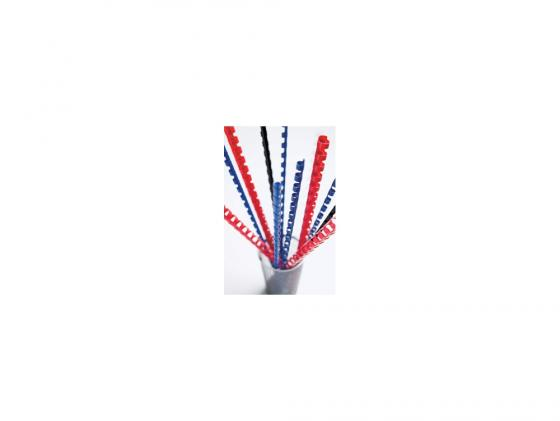 Фото - Пружина пластиковая Fellowes FS-53469 14мм черный 100шт fellowes ручка шариковая на подставке синяя цвет корпуса черный
