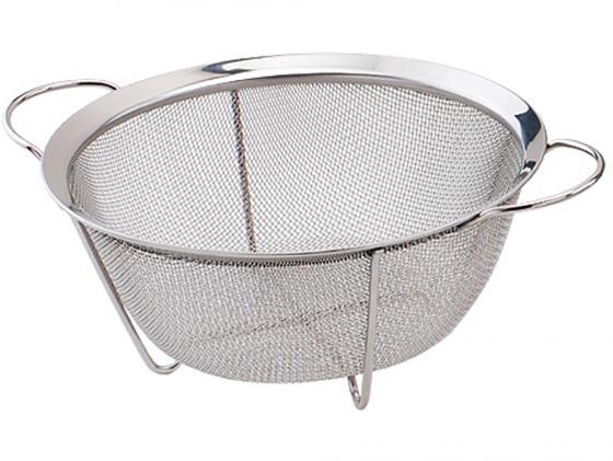 Сито Bekker BK-9217 22.5см нержавеющая сталь кружка сито bekker bk 9206 0 5л нержавеющая сталь
