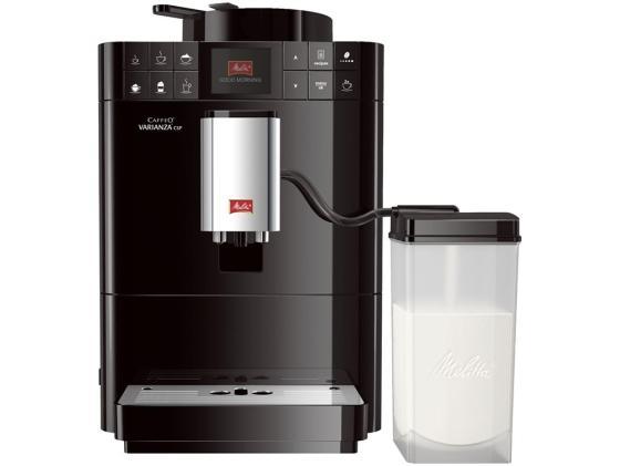Кофемашина Melitta Caffeo Varianza CSP  570-102 1450 Вт черный
