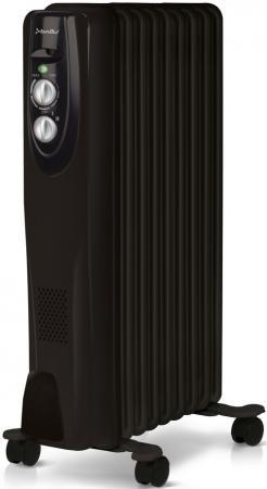 Масляный радиатор BALLU BOH/CL-09BRN 2000 Вт чёрный радиатор ballu boh cl 11wrn