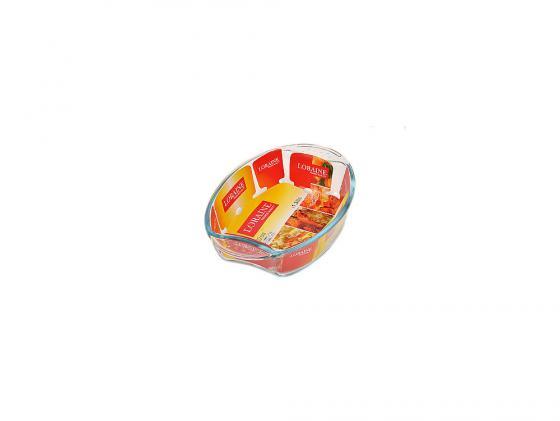 Жаровня Loraine LR-20669 27х18.2х6.2см 1.3л  loraine lr 23547