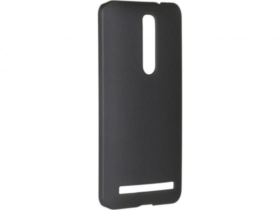 Чехол-накладка Pulsar CLIPCASE PC Soft-Touch для Asus Zenfone 2 ZE551ML 5.5 inch (черная) РСС0050 чехол накладка pulsar clipcase pc soft touch для asus zenfone 2 ze551ml 5 5 inch оранжевая