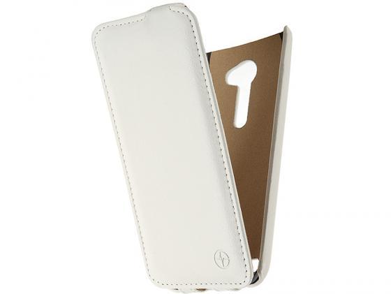 купить Чехол-флип PULSAR SHELLCASE для ASUS Zenfone 2 ZE551ML 5.5 inch (белый) недорого