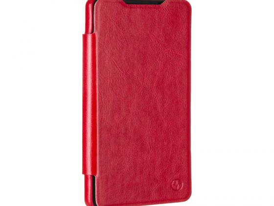 Чехол-флип PULSAR SHELLCASE для Sony Xperia C5 Ultra Dual (красный)