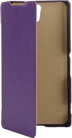 все цены на  Чехол-флип PULSAR SHELLCASE для Sony Xperia C5 Ultra Dual (фиолетовый)  онлайн