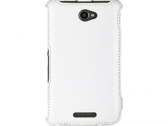 Чехол-флип PULSAR SHELLCASE для Sony Xperia M5/M5 Dual (белый) аксессуар защитная пленка sony xperia m5 m5 dual aksberry матовая