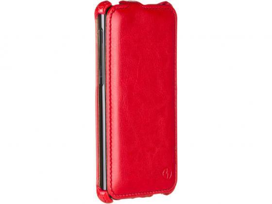 Чехол-флип PULSAR SHELLCASE для Sony Xperia M5/M5 Dual (красный) аксессуар защитная пленка sony xperia m5 m5 dual aksberry матовая