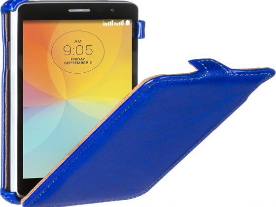 Чехол-флип PULSAR SHELLCASE для Sony Xperia M5/M5 Dual (синий)