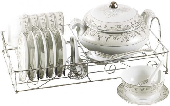 Набор посуды Bekker BK-7244 22 предмета набор посуды bekker jumbo вк 962