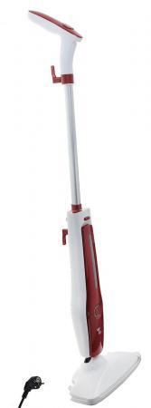 Паровая швабра KITFORT KT-1002-2 1680Вт красно-белый футляр для картриджей 2 стилуса для приставки ds lite красно белый