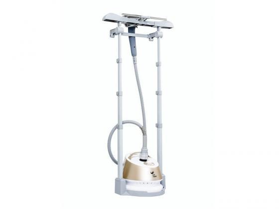 Пароочиститель KITFORT КТ-913 2000Вт 1.3л бело-серый пароочиститель kitfort кт 905