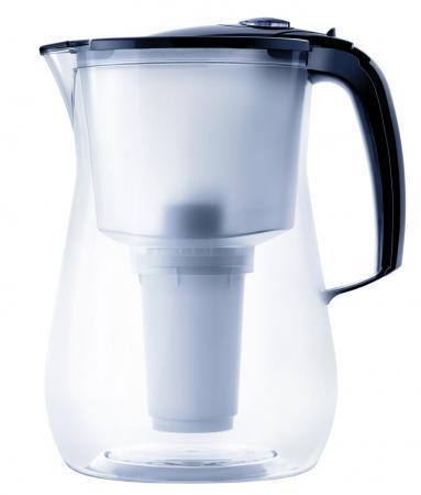 Фильтр для воды Аквафор Прованс кувшин черный кувшин аквафор прованс р140 a 05 fm белый