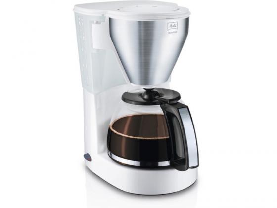 Кофеварка Melitta Easy Top SST 1050 Вт белый 1010-03WH цена и фото