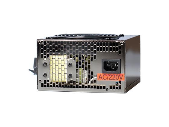 Блок питания ATX 600 Вт Exegate ATX-600PPX EX221642RUS цена и фото
