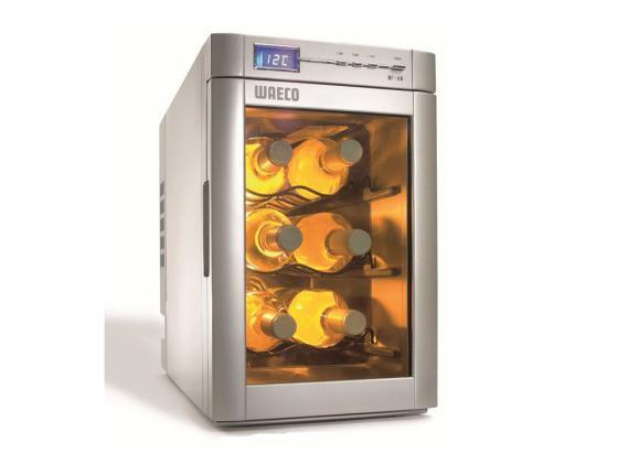 Автомобильный холодильник для вина WAECO MyFridge MF-6W-12/230 18л автомобильный холодильник waeco tropicool tcx 35 33л