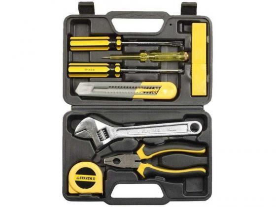 Набор инструментов Stayer Standard 8шт 2205-H8
