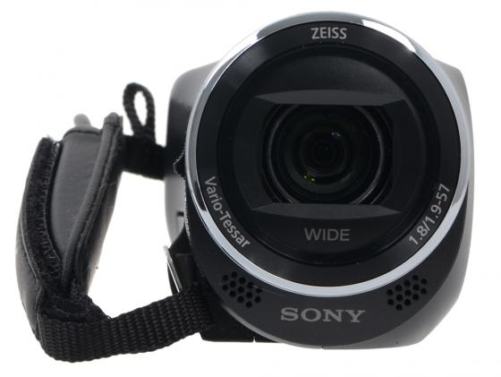 Фото - Цифровая видеокамера Sony HDR-CX405B/BC Black HDRCX405B.CEL видеокамера sony hdr cx405b black 30x zoom 9 2mp cmos 2 7 os avchd mp4 [hdrcx405b cel]
