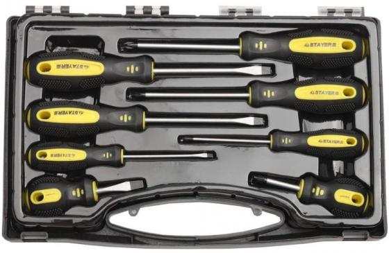 Набор отверточный Stayer Master Hercules 8шт 25055-H8_z01 набор отверточный stayer master techno 46шт 25084 h46