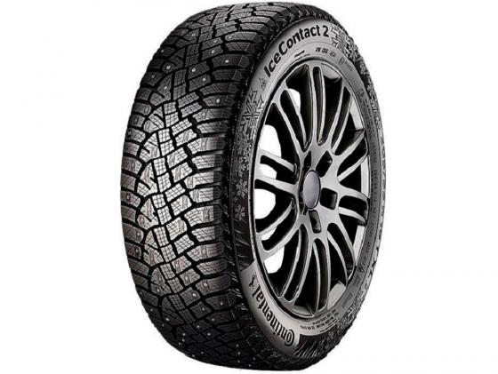 цены Шина Continental IceContact 2 SUV 245/55 R19 103T