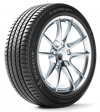 Шина Michelin Latitude Sport 3 225/55 R19 99V шина michelin latitude tour 265 65 r17 110s