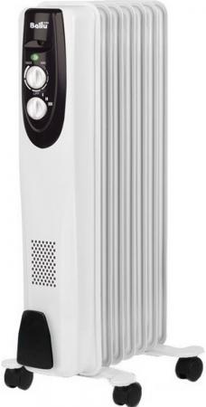 Масляный радиатор BALLU BOH/CL-07WRN 1500 Вт белый
