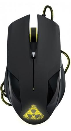 лучшая цена Мышь проводная Oklick 765G чёрный рисунок USB 945841
