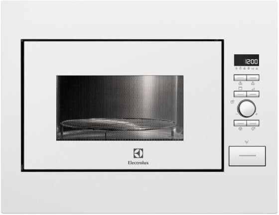 Встраиваемая микроволновая печь Electrolux EMS26004OW 900 Вт белый electrolux ems26004ow