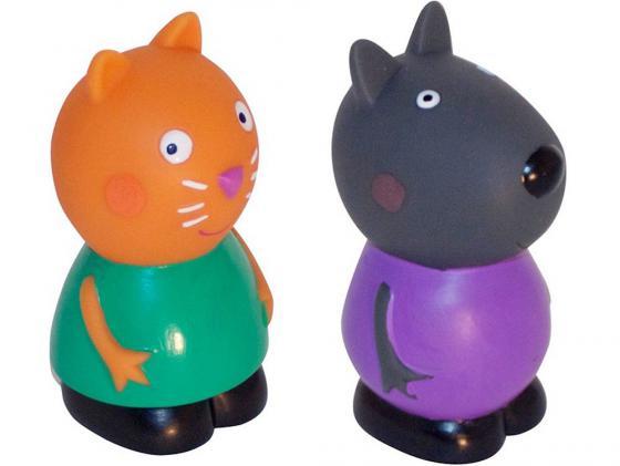 Игровой набор Peppa Pig Кенди и Денни 10 см 2 предмета 28792 peppa pig транспорт 01565