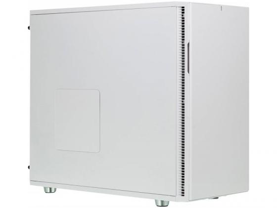 Корпус ATX Fractal Design Define R5 Без БП белый FD-CA-DEF-R5-WT компьютерный корпус fractal design define r5 midi tower