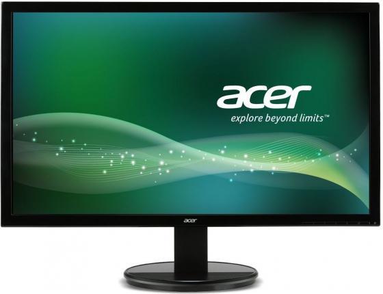 Монитор 21.5 Acer K222HQLBbid черный IPS 1920x1080 250 cd/m^2 4 ms DVI HDMI VGA монитор 23 8 acer v246hylbd черный ips 1920x1080 250 cd m^2 6 ms dvi vga um qv6ee 001