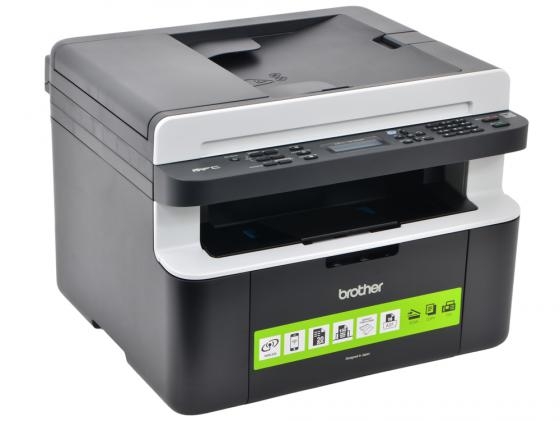 Фото - МФУ Brother MFC-1912WR ч/б A4 20ppm 1200x1200dpi Wi-Fi USB мфу brother mfc l2740dwr ч б a4 30ppm 2400x600dpi дуплекс wi fi usb mfcl2740dwr1