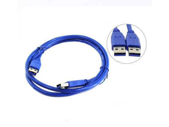 Кабель соединительный USB 3.0 AM-AM 1.0м 5bites UC3009-010 аксессуар 5bites usb am min 5p 1m uc5007 010