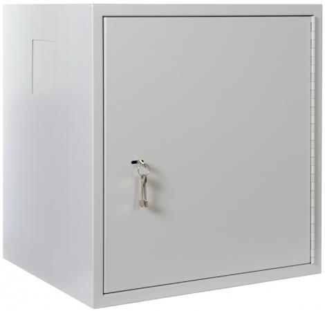 лучшая цена Шкаф настенный 9U ЦМО ШРН-А-9.520 600х530mm антивандальный