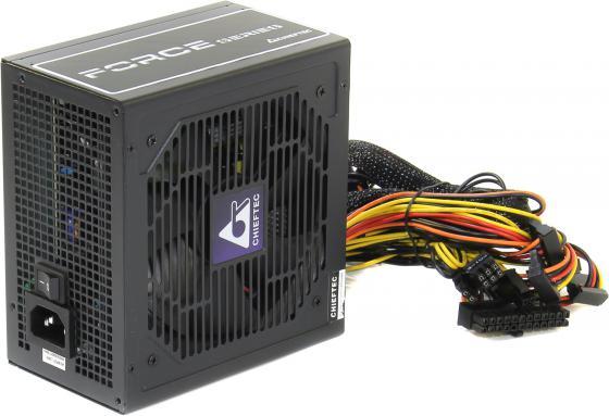 Блок питания ATX 650 Вт Chieftec CPS-650S автокресло rant premium isofix grey