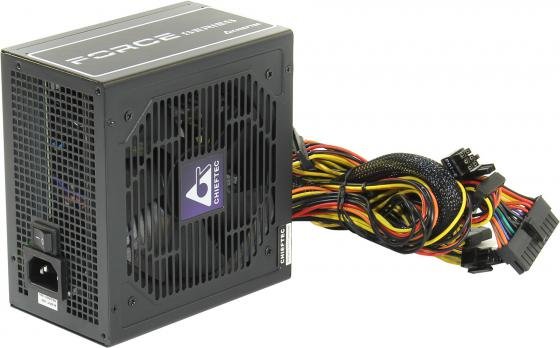 Блок питания ATX 550 Вт Chieftec CPS-550S блок питания chieftec 550w gpa 550s