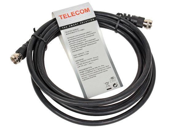 Фото - Кабель соединительный антенный VCOM Telecom F/F 2.0м TAN9520-2M 6926123462447 кабель соединительный tp link tl ant24ec3s 3 метровый удлиняющий антенный кабель