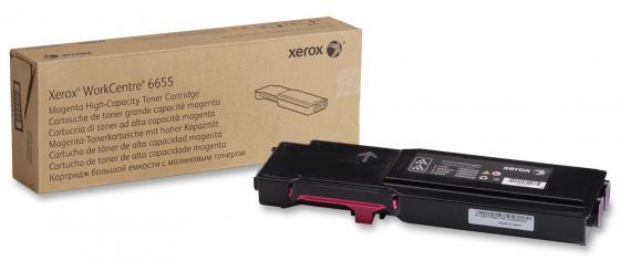 Картридж Xerox 106R02753 для WC6655 пурпурный 7500стр тонер картридж для лазерных аппаратов xerox тонер картридж пурпурный wc6655 7 5k 106r02753
