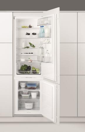 Холодильник Electrolux ENN 93111 AW белый встраиваемый холодильник electrolux enn 92841 aw