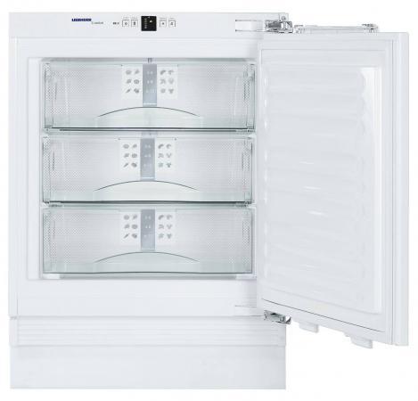 Встраиваемый морозильный шкаф Liebherr UIG 1313-20 001 белый морозильный ларь бирюса б 260к