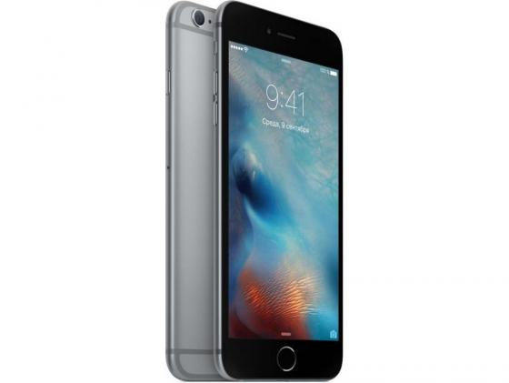 "Фото #1: Смартфон Apple iPhone 6S Plus серый 5.5"" 128 Гб LTE Wi-Fi GPS 3G MKUD2RU/A"