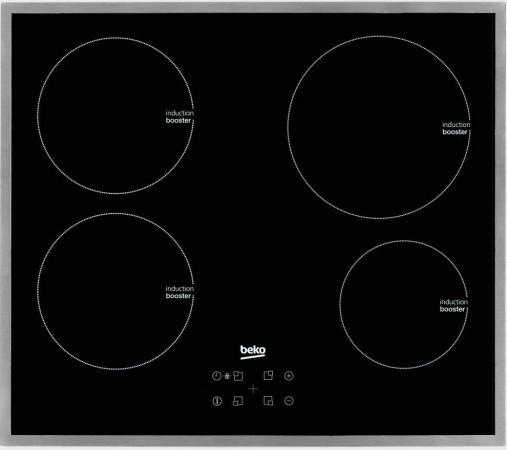 Варочная панель электрическая Beko HII 64400 ATX черный цена
