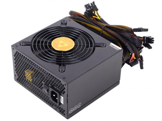 Блок питания ATX 750 Вт Chieftec GPM-750S блок питания atx 700 вт chieftec gps 700a8