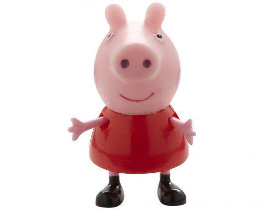 Фигурка Peppa Pig Любимый персонаж Пеппа 15555 фигурка peppa pig неваляшка зебра зои 2 предмета 28807