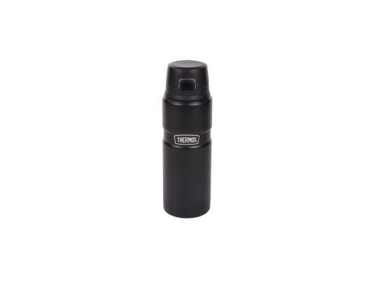 Термос Thermos SK4000 BK King 0.71л черный 918116 термос thermos sk4000 stainless steel 0 71л