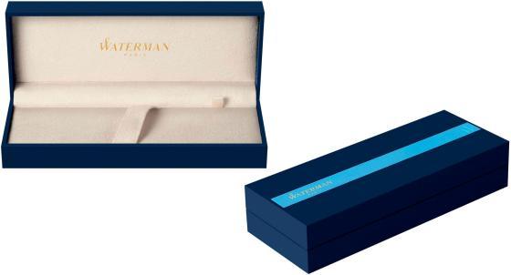 Шариковая ручка поворотная Waterman Carene Black Sea GT синий S0700380