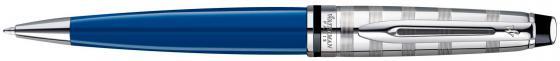 Шариковая ручка поворотная Waterman Expert DeLuxe синий M 1904593 ручка шариковая поворотная galant offenbach синий