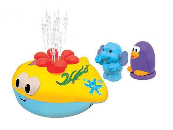 Интерактивная игрушка Kiddieland Фонтан с животными от 1 года разноцветный KID 051664